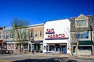 Sag Harbor, NY Main St, Spring