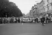 1976 - Women's Peace March In Dublin.   (K50).