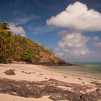 Devil's Beach, Turtle Island, Yasawa Islands, Fiji