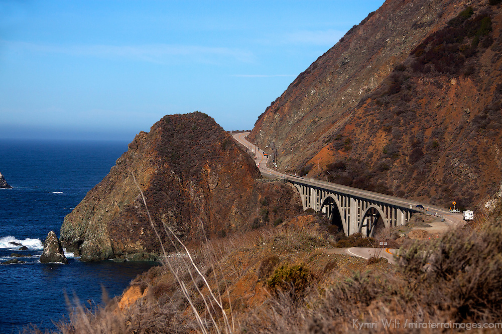 USA, California, Pacific Coast Highway 1.