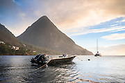 A trip down to the Windward Islands of St Lucia and Grenada aboard a Moorings 4800 catamaran, Korina.