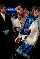 Arturo Gatti before his IBA Welterweight fight against Thomas Damgaard at Boardwalk Hall in Atlantic City, NJ.  Gatti won the bout via 11th round KO.