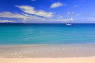 Turner's Beach near Johnson's Point, Antigua, Caribbean Island
