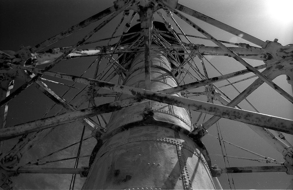 Port Eads Lighthouse, South Pass, LA, 4/08