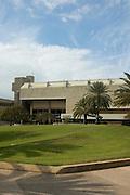 The Diaspora museum at the Tel Aviv university, Israel