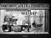 1958  Walkers Store front