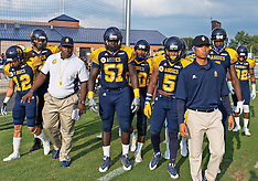 2015 A&T Football vs Shaw University