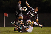 Rowan University Men's Soccer vs Rhode Island College - 09/2010
