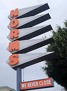 Norms restaurant in Westwood