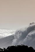 surf photo,Waimea Bay, Hawaii
