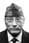 Fred Nelson<br /> Army<br /> E-4<br /> Grave Registration<br /> 1989-1997<br /> Desert Storm<br /> <br /> Veterans Portrait Project<br /> Louisville, KY<br /> VFW Convention <br /> (Photos by Stacy L. Pearsall)