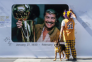 Lakers Owner Jerry Buss Died