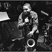 Kenneth Whalum III Quartet @ Bohemian Caverns, WDC 3/9-3/10/12