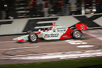 Helio Castroneves, Bombardier Learjet 500, Texas Motor Speedway, Ft. Worth, TX USA, 6/10/2006