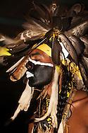 Northern Cheyenne, Traditional Dancer, Milk River Indian Days Pow Wow, Fort Belknap Indian Reservation, Montana.
