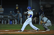Oxford High's Steven Whitfield (14) vs. Olive Branch in Oxford, Miss. on Monday, February 27, 2012. Oxford won 3-1.