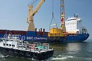 Operaciones de Bariven, Lago de Maracaibo