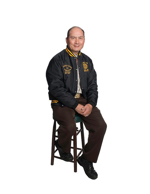 David W Chau, SFMTA/Muni's Woods Division, 33 Years Safe Driving | 2013 Safe Driver Awardee | October 9, 2013