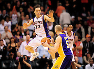 NBA: Los Angeles Lakers vs Phoenix Suns//20120219