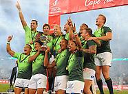 Final - South Africa v Argentina