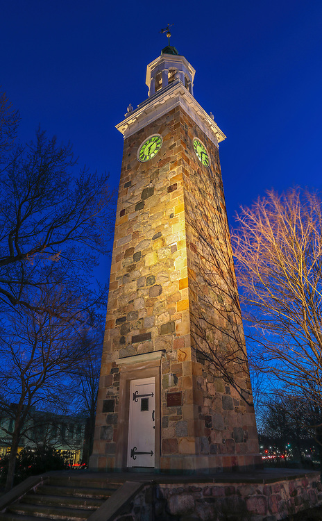 This Greater Boston area photography image shows the Isaac Sprague Memorial Tower at Elm Park, also known as Clocktower Park located within Wellesley Hills, MA. Wellesley is part of the Metro West region of Massachusetts and is only a few miles west of Boston. <br /> <br /> Photography images of Wellesley Hills are available as museum quality photography prints, canvas prints, acrylic prints or metal prints. Prints may be framed and matted to the individual liking and decorating needs: <br /> <br /> http://juergen-roth.pixels.com/featured/wellesley-hills-isaac-sprague-memorial-tower-juergen-roth.html<br /> <br /> Good light and happy photo making! <br /> <br /> My best, <br /> <br /> Juergen<br /> Image Licensing: http://www.RothGalleries.com <br /> Fine Art Prints: http://juergen-roth.pixels.com<br /> Photo Blog: http://whereintheworldisjuergen.blogspot.com<br /> Twitter: https://twitter.com/naturefineart<br /> Facebook: https://www.facebook.com/naturefineart <br /> Instagram: https://www.instagram.com/rothgalleries