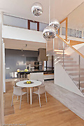Modern bright home interior . Professional photography by Piotr Gesicki