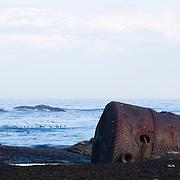 Shipwrecks etc.