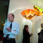 Jundt Gallery Event for School of Education (Photo by Gonzaga University)