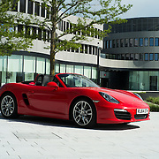 Road trip with a Porsche Boxster  to Leica & N24hr