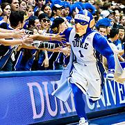 21 November 2009: The Blue devil makes his appearance..Duke Rolls Past Radford 104-67 .Mandatory Credit: Mark Abbott / Southcreek Global
