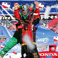 2005 INDYCAR RACING MICHIGAN