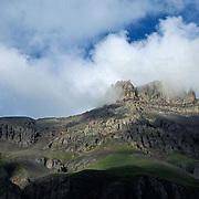 Colorado, San Juan Mountains, Potosi Peak