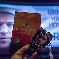 The Martian, Silicon Valley Advanced Screening