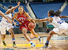 2015 EAST-WEST ALL-STAR Basketball Games (Greensboro Coliseum)
