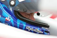 Scott Dixon at the Nashville Superspeedway, Firestone Indy 200, July 16, 2005