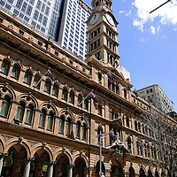 Sydney General Post Office Building.<br /> <br /> For larger JPEGs and TIFF versions contact EFFECTIVE WORKING IMAGE via our contact page at : www.photography4business.com