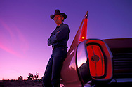 Fully Released,Cowboy, 1962 Cadillac, Convertible, Lonesome Highway, Route 66, USA