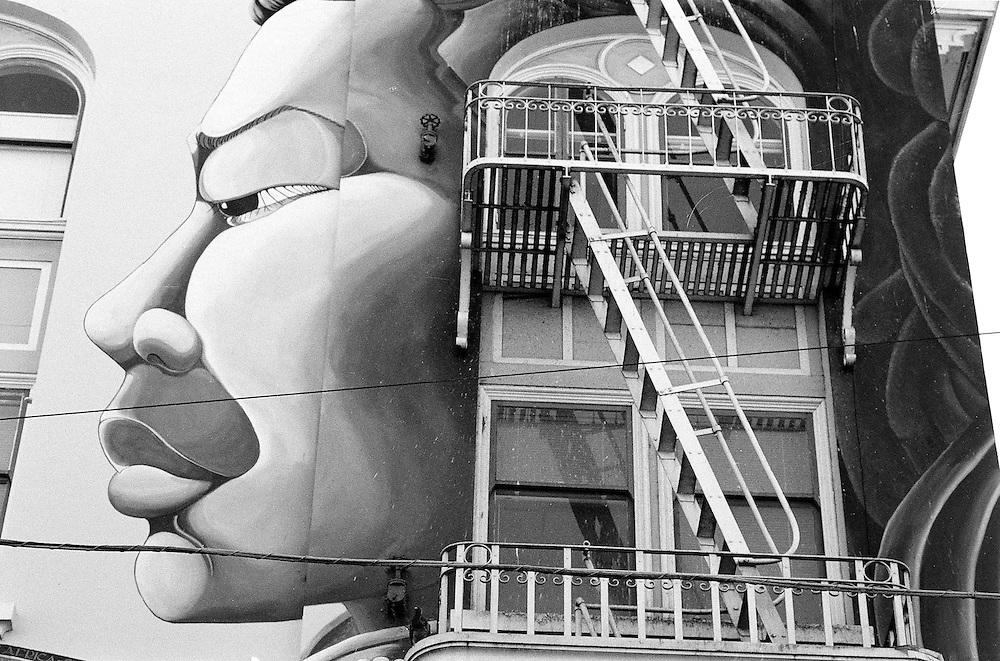Women's building, Mission, San Francisco