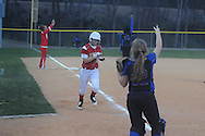 Oxford High vs. Lafayette High in softball in Oxford, Miss. on Tuesday, March 6, 2012.