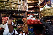 Crowford Market in Mumbai, India, on  January, 28, 2015.<br /> Photo by Oren Nahshon