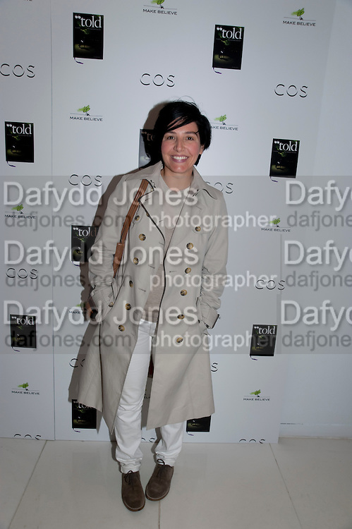 SHARLEEN SPITERI, Told, The Art of Story by Simon Aboud. Published by Booth-Clibborn editions. Book launch party, <br /> St Martins Lane Hotel, 45 St Martins Lane, London WC2. 8 June 2009