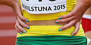ATHL: European Athletics Junior Championships 2015, Eskilstuna