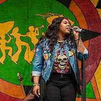 Jazmin Sullivan, New Orleans Jazz & Heritage Festival 2016