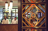 Jaguar dinner at Criollo/Carousel Bar