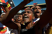 Fretilin Party Rally at Dili's Stadium 27/06/07