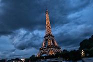 Paris and London 2016