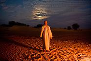 MRT111 Mauritania, desert. Mauritanie