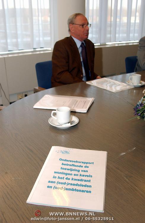 Rechter Brouwer geeft uitleg onderzoek woningtoewijzing Vierde Kwadrant