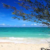 Waimanalo Beach.