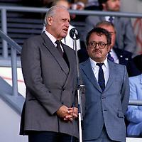 05.07.1992, Helsinki, Finland..FIFA President Jo